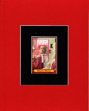 High School Musical 3 - SHARPAY - Mirror, Mirror PRINT PROFESSIONALLY MATTED