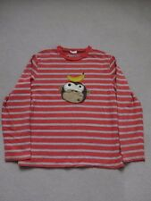 Mini Boden Striped Crew Neck Boys' T-Shirts & Tops (2-16 Years)
