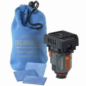 Thermacell Backpacker Mosquito Repeller 15ft Exclusion Zone Camping etc.   GEN 2