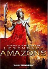 Legendary Amazons   - Hong Kong RARE Kung Fu Martial Arts Action movie - NEW DVD