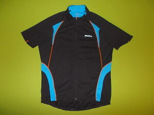 Shirt CRAFT (2XL) (XXL) L1 Ventilation PERFECT !!! CYCLING BIKE BLACK
