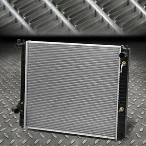 FOR 09-13 INFINITI FX50 FX35 14-17 QX70 AT OE STYLE ALUMINUM RADIATOR DPI 13079
