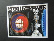 G492  STAMPS  GUYANA  2000  SPACE  APOLLO-SOYUZ  S/S  MNH