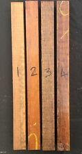 Snakewood small turning blank / pen blank Grade B - 200-400mm length