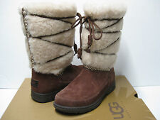 Ugg Maxie Chocolate Women Boots US7/UK5.5/EU37