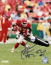 Tamarick Vanover Kansas City Chiefs Hand Signed Autographed 8x10 Photo W/COA
