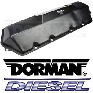 1996 - 2003 7.3L Ford Powerstroke Right Side Valve Cover Dorman 264-5116 (3823)