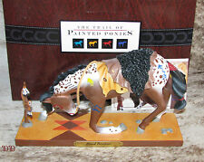 TRAIL OF PAINTED PONIES Blood Brothers Low 1E/0330~Sacred Bond Of Horse & Rider~