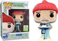 Steve Zissou Aquatic Life ECCC Funko Pop Vinyl New in Mint Box + Protector