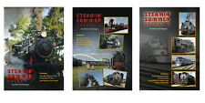 Steamin' Summer Combo, three DVDs by Yard Goat Images