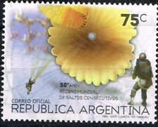 Argentina Airforce Paratroopers stamp 1999 MNH