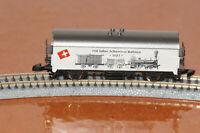 MÄRKLIN  Sonderwagen Spur Z 1996/97 150 Jahre Schweizer Bahnen,OVP,neuw.