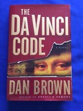 THE DA VINCI CODE - FIRST EDITION BY DAN BROWN