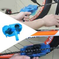 Top Cycling Bike Bicycle Chain Wheel Wash Cleaner Tool Brushes Scrubber Set @ami