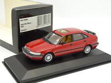 Minichamps 1/43 - Saab 900 1995 Aubergine