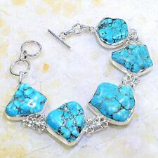 "1/4-8"" X45863 Turquoise Bracelet 7"