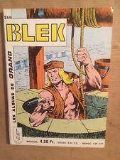BLEK - T359 : novembre 1980