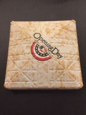 Game Used 2011 New York Yankees Opening Day Base - MLB Authenticated