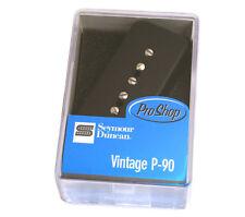 Seymour Duncan Vintage P-90 Black Soapbar Neck Pickup for Gibson® 11301-05-Bc