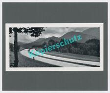 Empire motorway Munich – Salzburg Rab route frasdorf Chiemgau Bernau aschau 1939