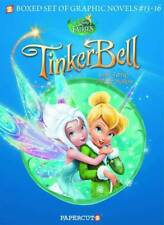 DISNEY FAIRIES GRAPHIC NOVEL BOX SET TPB Collects Volumes #13-16 TP TINKER BELL