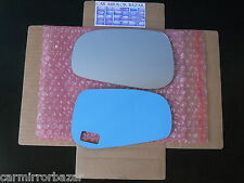 616LF - 04-06 Volvo S60 S80 V70 Mirror Glass Driver Side LH Left + Adhesive Pad