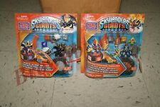 Mega Bloks Skylanders Giants Battle Portal IGNITOR & DARK SPYRO 2 Sets