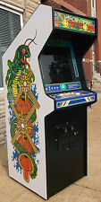CENTIPDE-MILLIPEDE ARCADE VIDEO GAME MACHINE, REURBISHED, SHARP-LOOKS NEW -ATARI