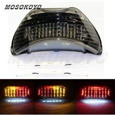 For Honda CBR 600 F4 F4i CBR 900 RR LED TailLight Integrated Turn Signals Smoke