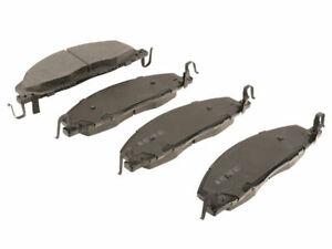 For 2011-2018 Ram 2500 Brake Pad Set Rear Akebono 93766JZ 2015 2012 2013 2014