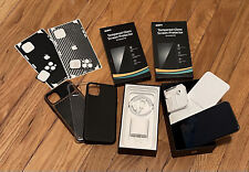 iphone 11 pro max 512gb Verizon Used Silver With Accessories