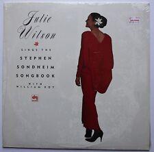 Julie Wilson Stephen Sondheim William Roy Sealed DRG LP 1988