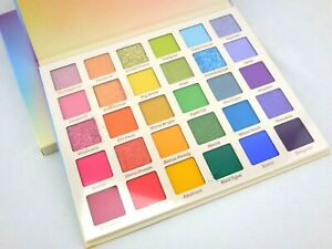 Colourpop FADE INTO HUE 30 Pan Rainbow Eyeshadow Palette FREE US SHIPPING NIB