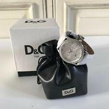 c3dcba4fbe6 Montre Femme Dolce   Gabbana D G Réf  DW0091 Gloria Bracelet Blanc