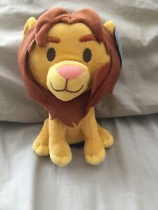 Disney The Lion King - Simba Plush 18CM free Fast Post