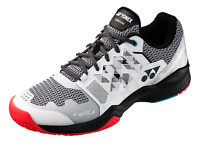 Yonex Power Cushion Sonicage Men's Tennis Shoe (White/Black)