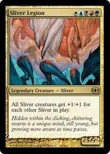 SLIVER LEGION Future Sight MTG Gold  Creature — Sliver RARE