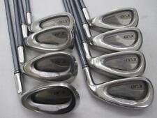 Ladies Womens DUNLOP XXIO 8pc L-flex CAVITY BACK IRONS SET Golf Clubs
