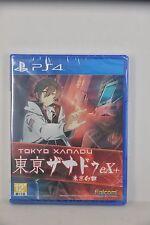 New Ps4 Tokyo Zanadu Xanadu eX+ (Hk Chinese Version)