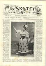 1893 Mlle De Lussan And The Queen Daughter Of Regiment And Carmen