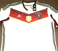 New Rare Adidas 2Xl 2014 World Cup Soccer Jersey German Climacool Xxl