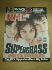 NME 1999 MAY 15 SUPERGRASS SHACK BEASTIE BOYS GAY DAD