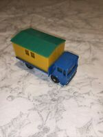 Matchbox Lesney No 60 Site Hut Truck; Near Mint Condition; no box.
