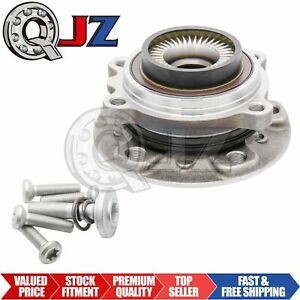 For 2015 BMW 740LD xDrive AWD [FRONT Only Qty.1] Wheel Hub Bearing Assembly
