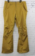 New 2017 Bonfire Mens Morris Ski and Snowboard Pants Large Cumin Denim