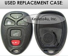 OUC60270 OUC60221 keyless remote control starter keyfob case shell button pad