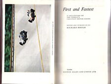 First & Fastest Collection of world's Greatest motor races ed. by Hough MBC 1963