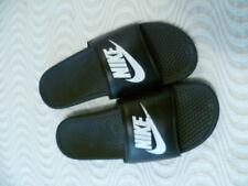 Nike Benassi Just Do It Badelatschen für Herren - Schwarz, EU 46