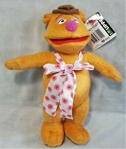 Disney The Muppets FOZZIE BEAR Plush Toy Animal Toy 28cm orange with tag Hunter