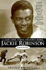 Jackie Robinson : A Biography by Arnold Rampersad (1998, Paperback)